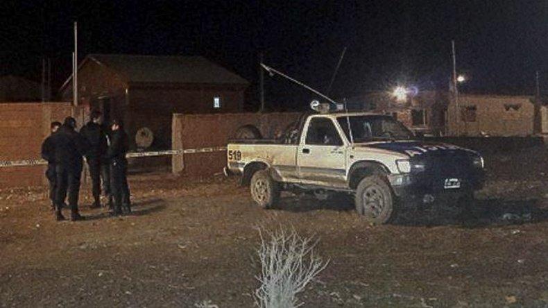 El penoso suceso ocurrió al promediar la tarde del viernes en una casa ubicada en el barrio Las Américas.