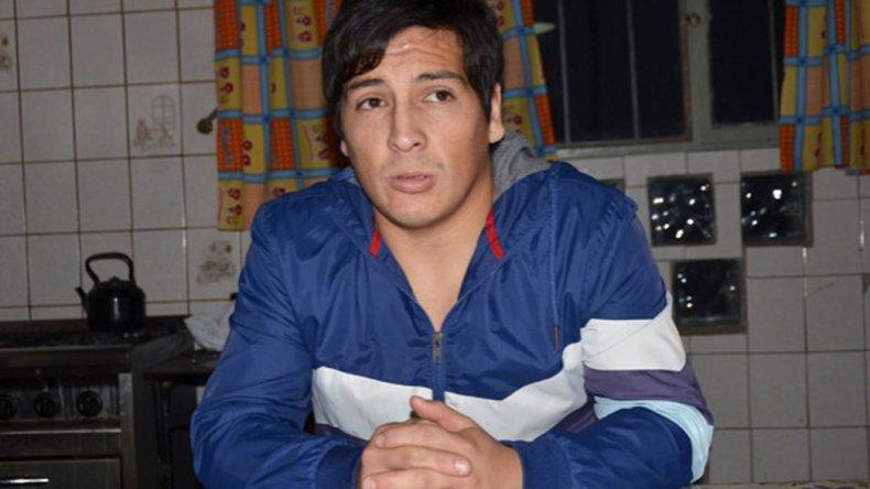 José Loncón está nuevamente en Comodoro Rivadavia y quiere ascender con Newbery al torneo Federal A.