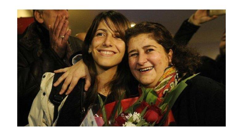 La refugiada siria llegó a La Pampa: quiero aprender de fotografía