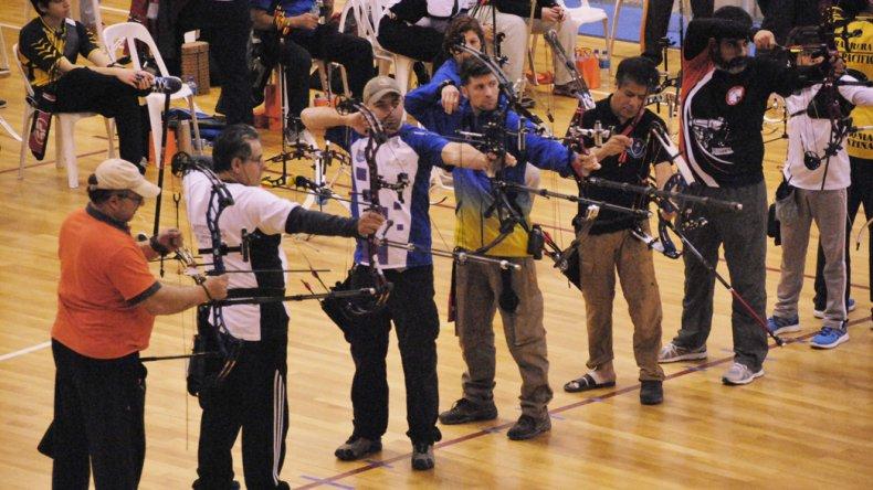 La de ayer fue la primera Final Regional Patagónica de tiro con arco que se realiza en Chubut.