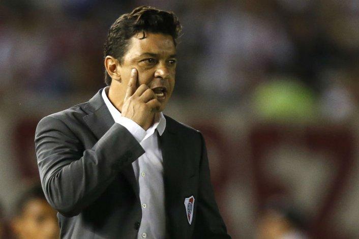 Marcelo Gallardo no solamente habló de su River sino también de la selección argentina que se quedó sin DT y por ahora sin Lionel Messi.