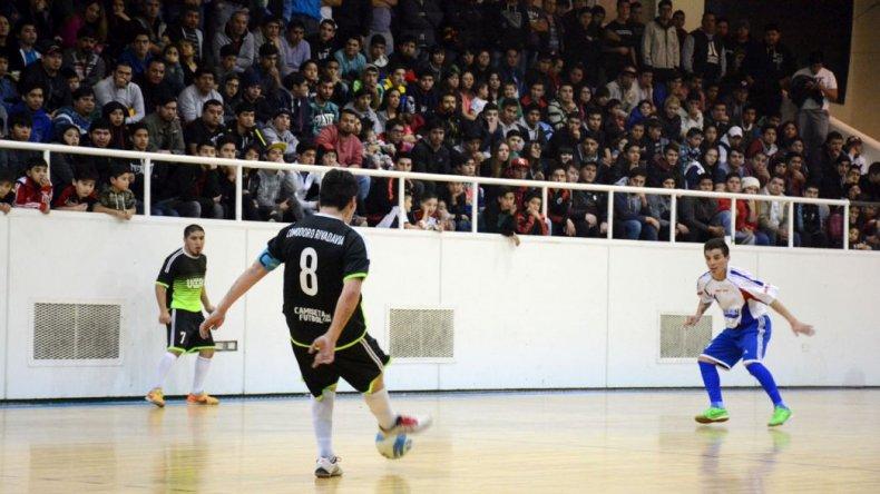 UOCRA se quedó con el primer punto de la final