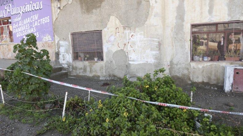 En este sitio fue agredido Miguel Miranda. Uno de los que supuestamente lo golpeó debería estar cumpliendo una condena de 5 años por otros delitos.