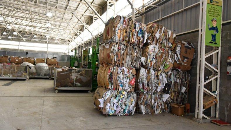La planta sigue creciendo en cuanto al volumen de residuos que son reciclados. De este modo