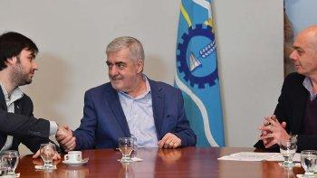 Se pudo conformar una mesa de trabajo con el Ministerio de Salud con lo cual fuimos avanzando, dijo el gobernador Mario Das Neves.