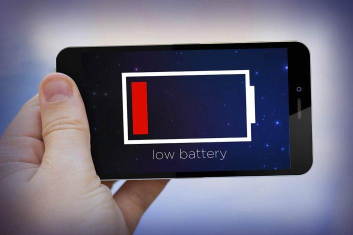 Por qué es buena idea recargar la batería cuando está al 50%