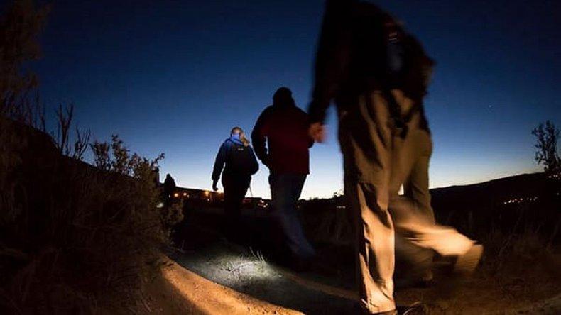 Realizarán la edición Día del Amigo del Trekking de la Luna