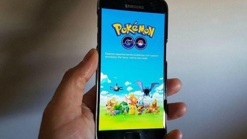 Las aplicaciones truchas de Pokémon Go pueden dañar el celular