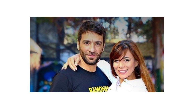 Ximena Capristo y Gustavo Conti serán padres por primera vez