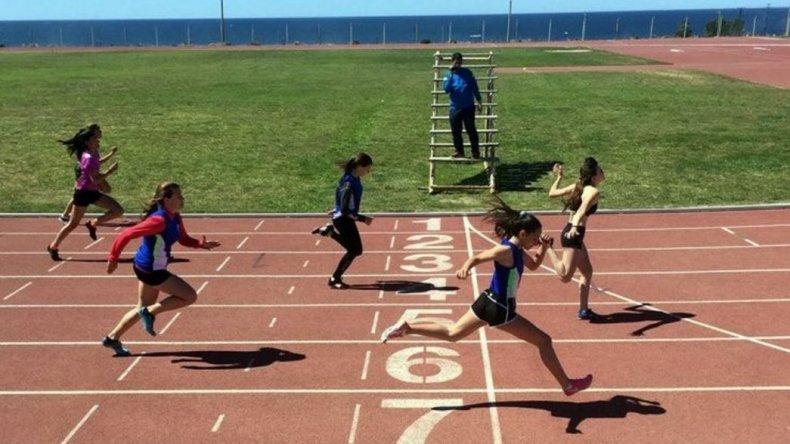 Todo listo para la segunda parte del atletismo comodorense