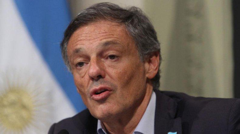 Cabrera expresó su confianza en la voluntad de los empresarios para que el país crezca.