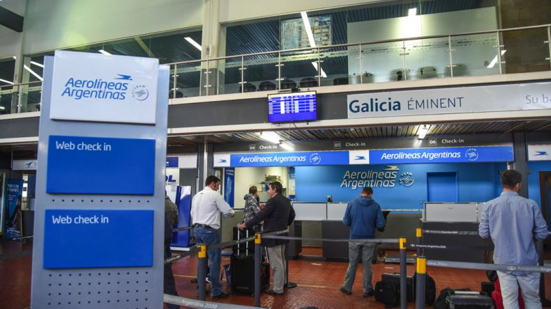 En el Aeropuerto Mosconi cayó el crecimiento sostenido anual. Sin embargo