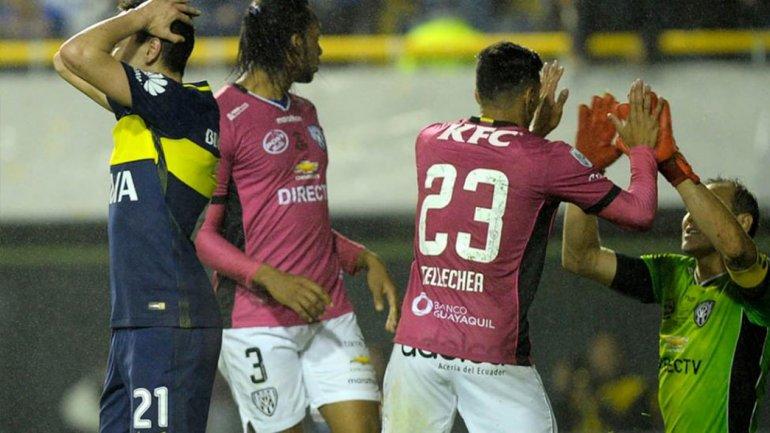Independiente del Valle viene de eliminar en semifinales a Boca y en la mismísima Bombonera.
