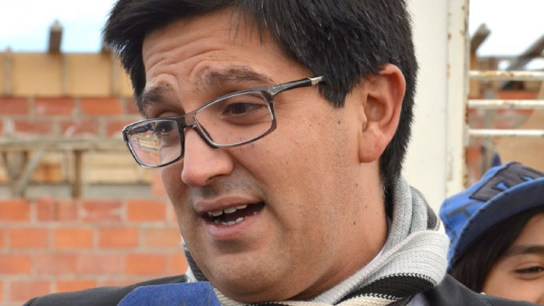 Para el fiscal Cárcamo la denuncia no causa sorpresa