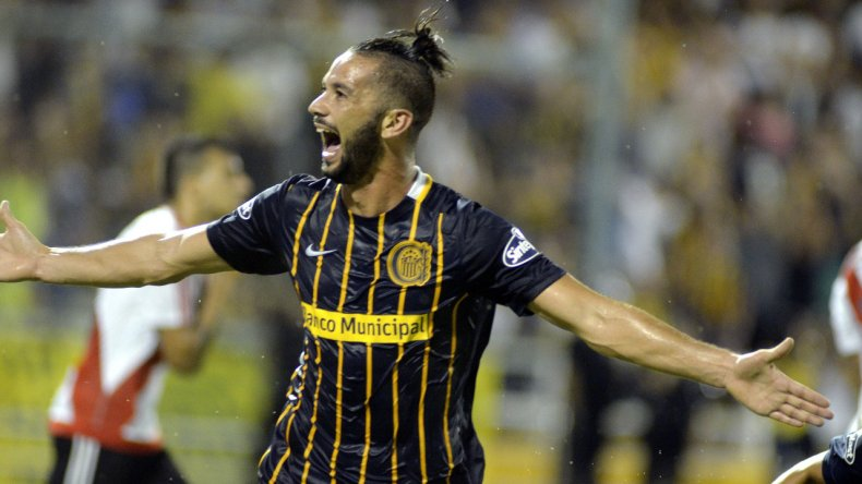 Marcelo Larrondo es Millonario
