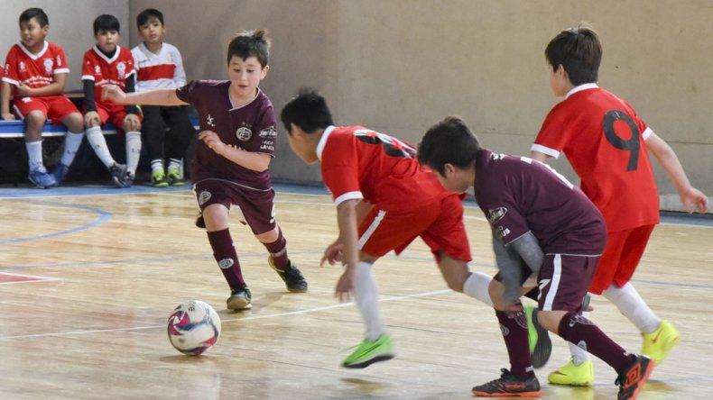 Los chicos jugarán la Copa de Oro y la Copa de Plata el año próximo.