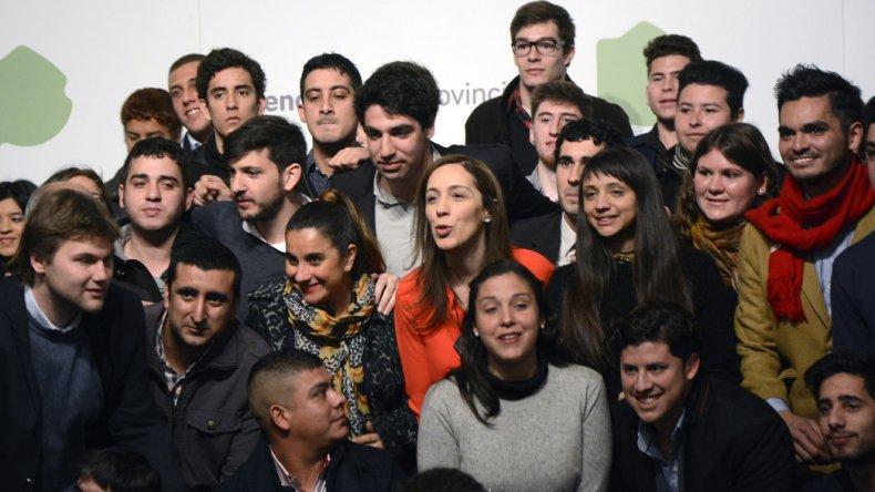 Vidal anunció que después de las vacaciones se implementará el boleto estudiantil gratuito en Buenos Aires.