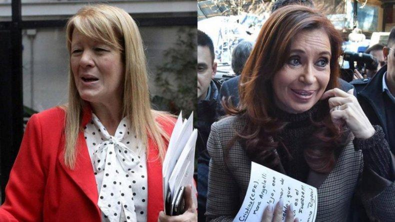 Aún es incierta la fecha en que Stolbizer y Cristina se verán las caras.