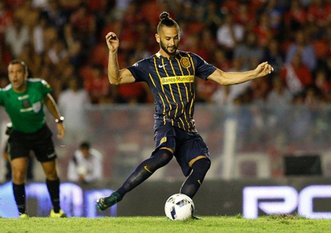Marcelo Larrondo pasó a ser millonario y no podrá enfrentar a Rosario Central.
