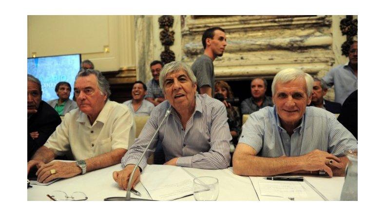 CGT: en plena reunificación, quedó latente la amenaza de una nueva ruptura