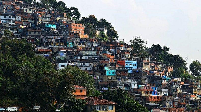 Los argentinos eligen los hoteles de las favelas para alojarse