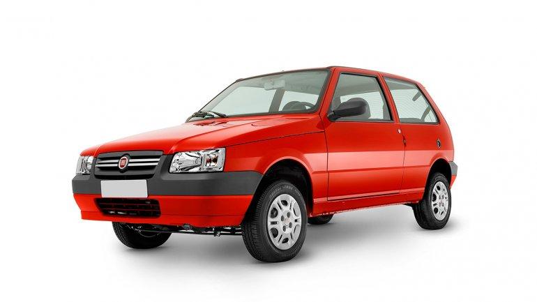 Dejarán de vender el Fiat Uno en la Argentina