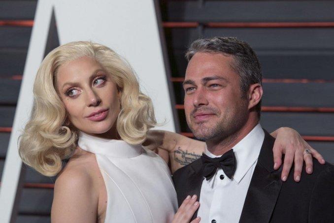Lady Gaga anunció su separación de Taylor Kinney