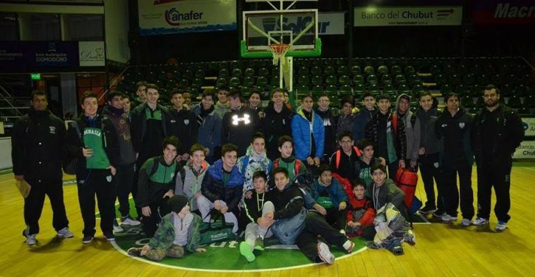 Gimnasia tiene representantes en Basketland Sportmagic Junior