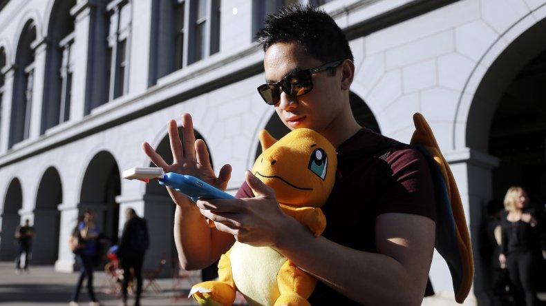 Pokémon Go es furor en todo el mundo