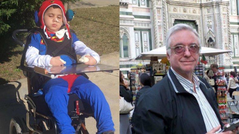 Una mala noticia para Miguelito: quien lo salvó ahora pelea por su vida