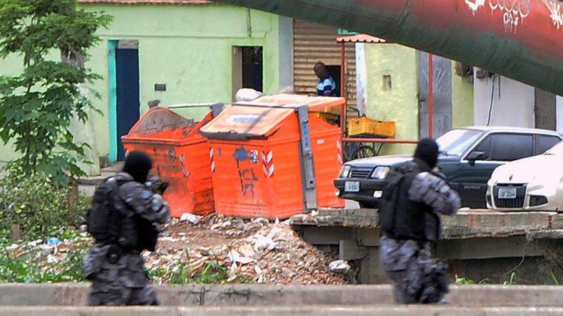 Las fuerzas de seguridad de Brasil anunciaron la detención de diez supuestos terroristas.