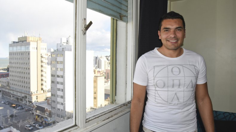 José Luis Alcaín inicia una nueva etapa con una carga emotiva que lo agiganta.