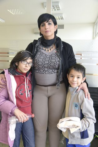 Mariana Bustos pide que se esclarezca su situación para que pueda vivir en condiciones normales en su vivienda.