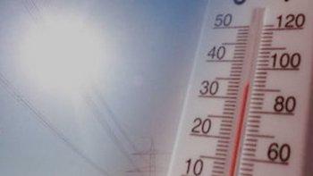 ¿vuelve el calor?