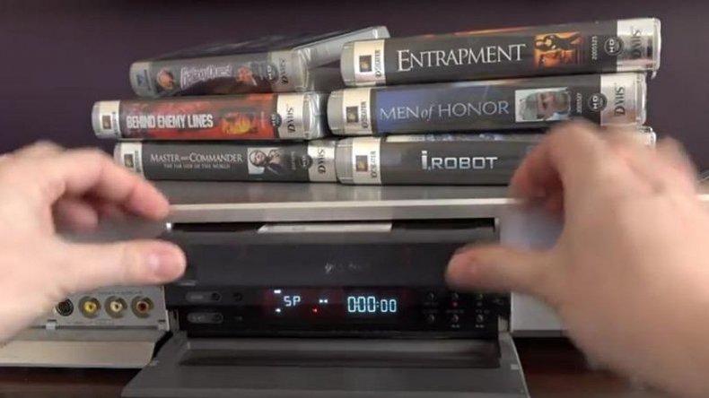 Adiós a las videocaseteras: dejarán de fabricarlas a fin de mes