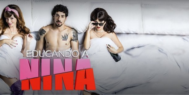 Educando a Nina llegaría al teatro con Griselda Siciliani y Esteban Lamothe