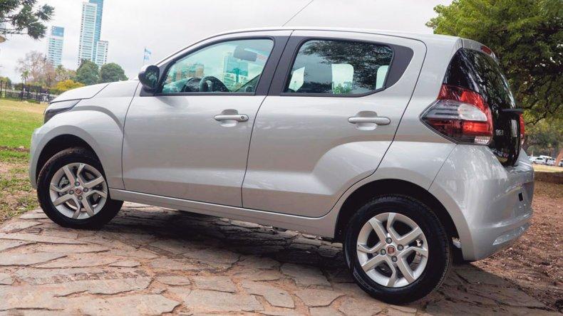 Manejamos el nuevo Fiat Mobi: simpático e ideal para la ciudad