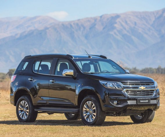 Crítica: Chevrolet Trailblazer 2017