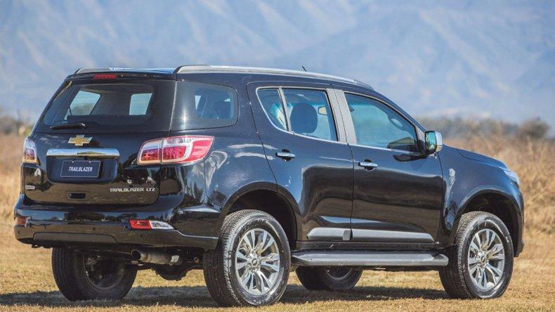 Crítica: Chevrolet Trailblazer 2017