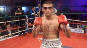 Matías Rueda está listo para el combate de esta noche en Las Vegas.