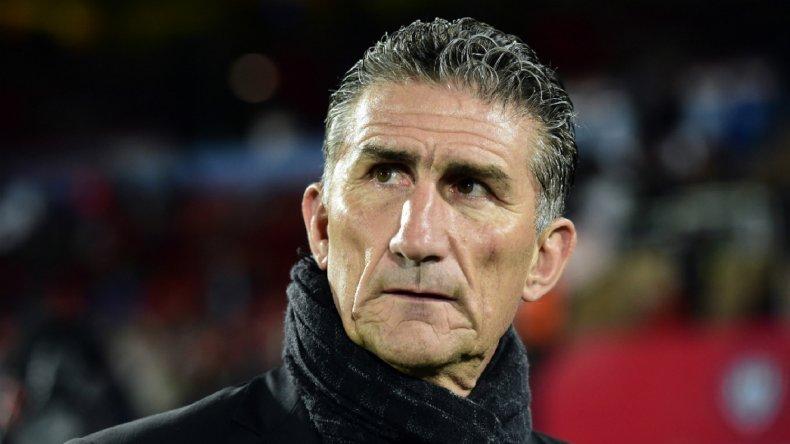 Presentarán a Bauza esta tarde como el nuevo técnico de la Selección