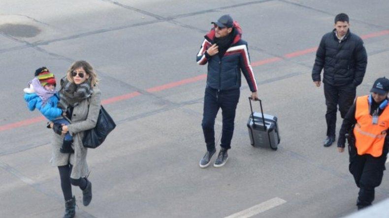Marcelo Tinelli y Guillermina Valdés descansan en Chubut ¡Y compartieron fotos!