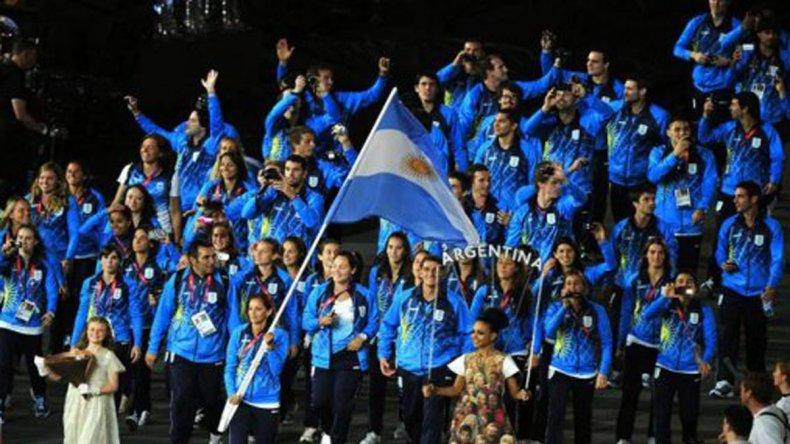 Argentina igualó su máxima delegación olímpica de la historia
