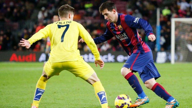 Llegaría otro argentino al Barcelona