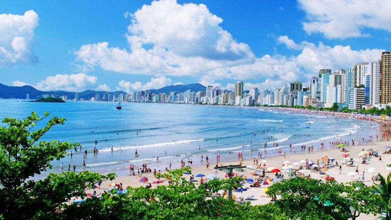 Brasil es sinónimo de playas