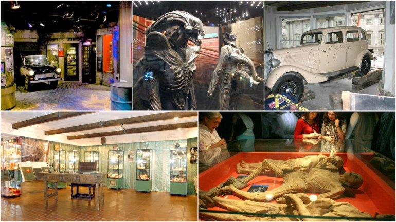 Top 5 Los museos mas raros