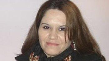 Daniela del Carmen Vázquez es una de las tres mujeres que encabezan listas de candidatos a la nueva conducción del SOEM de Las Heras.