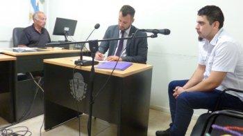 Nahuel Oscar Uranga será juzgado, desde mañana, por el homicidio en ocasión de robo del albañil boliviano, Oscar Torrico