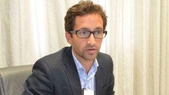 Germán Issa Pfister, secretario municipal de Economía.