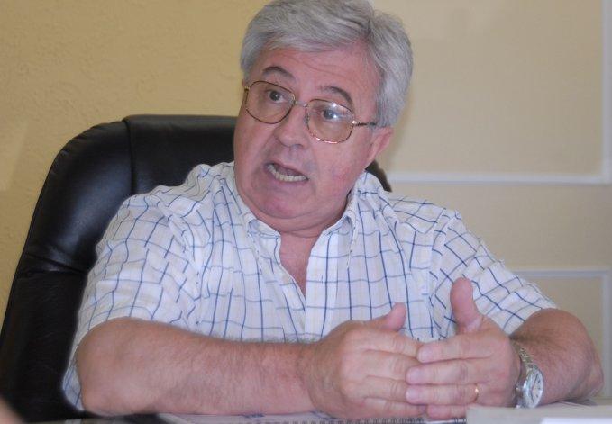 Pedro Peralta tuvo ocasión de manifestar su oposición al proyecto hace 9 años. Ahora la ratificó.
